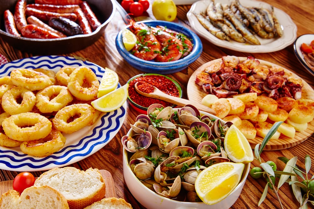 best cuisines of European countries