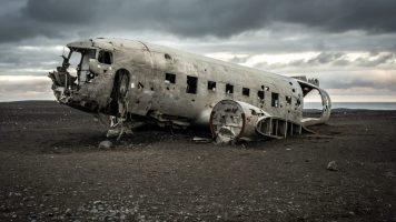 21 spektakuläre Bilder von verschollenen Flugzeugen