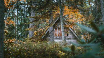 11 verlassene Geisterhütten auf der ganzen Welt